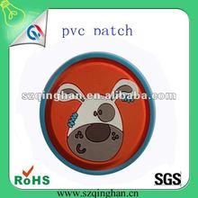 2012 children custom plastic label