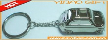 2012 Promotional products gifts 3D Car Metal Key chain