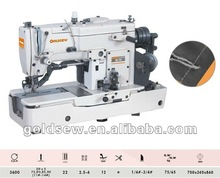 JUKI SR-781 Single Needle High Speed Lockstitch Industrial Sewing Button Hole Machine TYPE