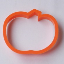 Cute pumpkin shaped fashion design cookie molds