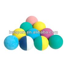 high bounce hollow rubber balls