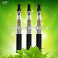 2012 nuevos productos calientes bud-ce7 e- cigarrillos reemplazable con la bobina ce4 atomizador y variable de voltaje de la batería ego-t.