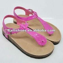 Ladies Sandles/Girls Sandles/Women Flat shoes/Comfortable Design 2012