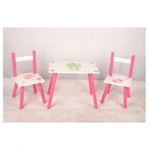 de colores con sillas para los niosmesas de madera