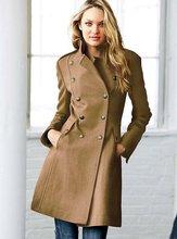 2013 Winter Luxury Woollen coat for women 2012 HSC016