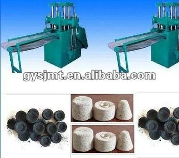 Professional shisha charcoal making machine