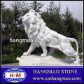 esterno scolpito statua del leone per la vendita
