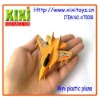 New design wholesale promotional gift small toy plane