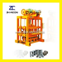 Best sell small fly coal ash block maker (QTJ4-40II)