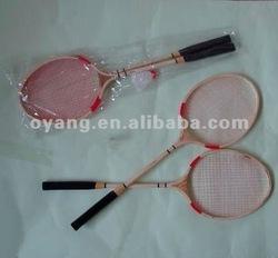 Top Wood Badminton Racket