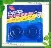 Auto Toilet Cleaner( Blue bubble,50g*2pcs)