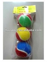 fluorescent cheap tennis balls