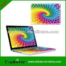 Laptop sticker cover skin for MACBOOK