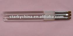 provide all kinds nail art,cosmetics acrylic brush high quality nails gel brush