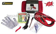 6 in 1 Car Emergency tool Kit with EVA Bag
