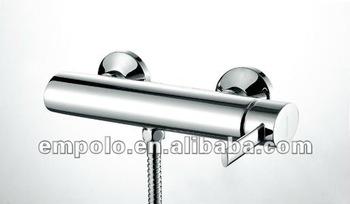 modern style bathroom brass shower tap mixer