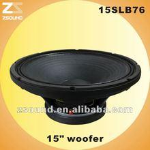 15SLB76 15 inch Professional Woofer