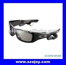 Crazy sell !!! Polarized Lens UV400 sunglasses with camera 2012 with MP3 MV300