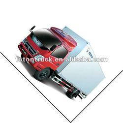 Foton Ollin 5tons truck 6995*2200*3100