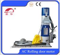 300kg rolling door motor/remote controller automatic door motor/garage door opener
