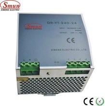 240W meanwell Din rail electrolysis power supply 24v (DR-240-24)