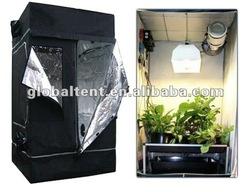 Hydroponic Mylar Grow Tent 80x80x180cm