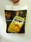 printed ldpe bag advertising natural jute bags with wooden handle