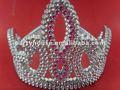 el carnaval de la moda tiara corona con el diamante