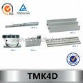 Suave- cierre de la puerta de montaje tmk4d