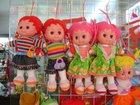 soft plush baby lovely girl doll fabric doll