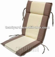 foldable long seat plush cushion