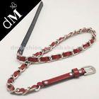 2014 Fashion Chain belts women dress decorative BL172