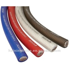 0 Gauge 50 Ft Ground Power Wire Cable -various color