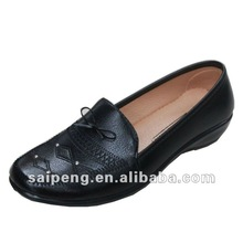 new design fashion casual wholesale China latest 2012 women shoes