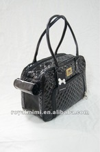2012 fashion pet bag carrier bag
