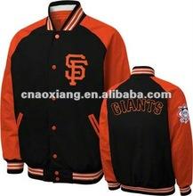 Professional hoodies Fleecy Baseball Jacket