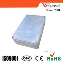 IP 65 Aluminum din rail enclosure junction box