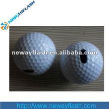 Sports Gift Golf Ball USB Flash Drive