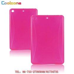 Cool design crescent style PC hard case for upcoming mini ipad
