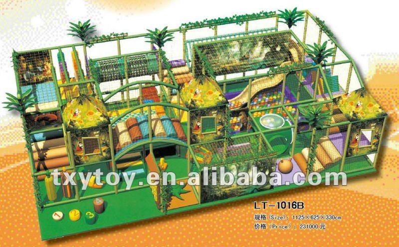 2012 naughty palace indoor playground LT-1016B
