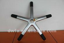 office chair base/chair leg/5-star chair base