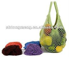 Cotton String Mesh Shopping Bag