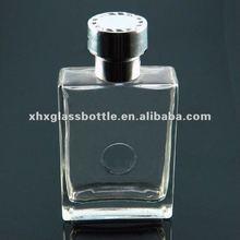 wholesale 100ml brand name empty perfume bottle for men