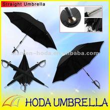 special fencing shaped umbrella/2013 most cool sword umbrella