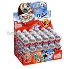 Ferrero Kinder Surprise Chocolate Egg with Toy 4-pack 80gr (4x20gr)