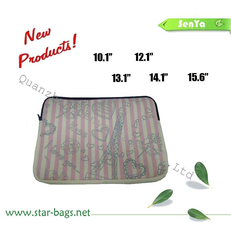 2102 Promotional Neoprene laptop sleeve