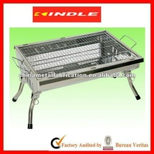 stainless steel portable bbq weber grill
