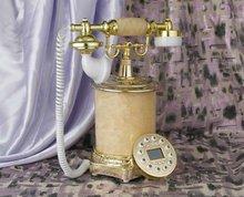 Fashion beautiful archaize phone JADE telephone