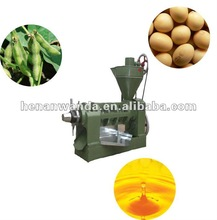 2012 hot seller New saving energy 6YL-90 soybean screw oil press with high oil output