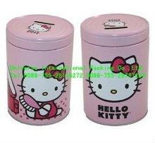 Hello Kitty save tank/tin box